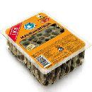 Оливки чёрные с косточкой Luks 500 гр
