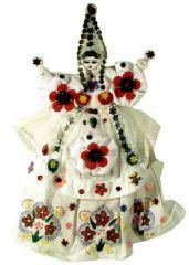 Doll - Authentic Bride (Gelin Soganli Otantik Bez Bebek)