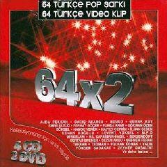Сборник 64 турецкие песни + 64 видеоклипа