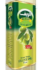Масло оливковое Сирия AlReef 4 литра жесть