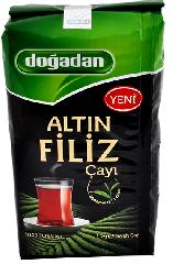Чай черный турецкий Догадан Алтын Филиз