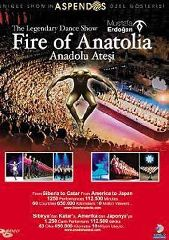 Шоу Огни Анатолии / Anadolu Atesi / Fire Of Anatolia (DVD)