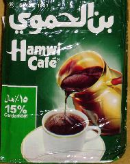 Кофе по-восточному Хамви кардамон 15%