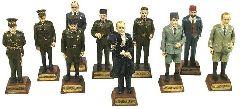 Ататюрк и его друзья (10 фигур)