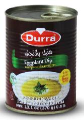 Пюре из печеных баклажан 370 гр (мутабаль)