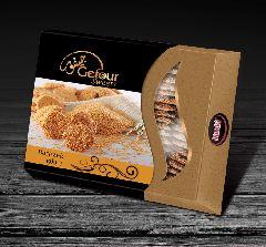 Кунжутное печенье Баразек 500 гр