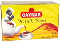 Турецкий черный чай в пакетиках (40 шт)