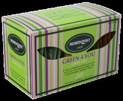 Чай GREEN 4 YOU (Зеленый чай для Вас)