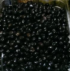 Маслины черные турецкие из бочки на развес 1 кг