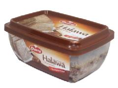 Халва кунжутная с какао 350 гр