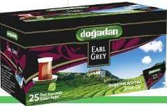 Dogadan Earl Grey с бергамотом в пакетиках