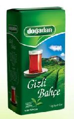 Черный турецкий чай Dogadan Gizli Bahce 1000 гр