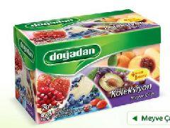 Чай Dogadan Коллекция (4 вкуса)