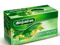 Чай травяной Мята Липа