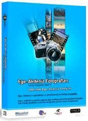Ege - Akdeniz Fotograflari (CD-ROM)