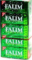 Жевательная резинка Falim мятная