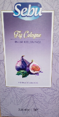 Колонья (kolonya) с запахом инжира 200 гр