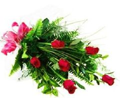 Букет роз: признание в любви