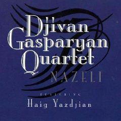 Gasparyan Quartet / Nazeli