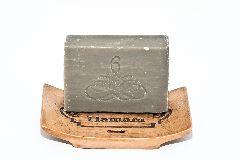 Мыло оливковое с добавлением глины