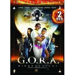 G.O.R.A., a Space Movie - специальное издание 2 DVD