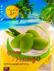 Зеленое манго сушеное 100 гр