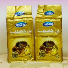 Хасиб кофе с кардамоном 35% 500 гр