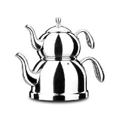 Турецкий двойной чайник 0,9 \ 2 литра
