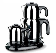 Кофейно чайный набор электрический черный