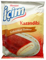 Десерт Казандиби (Kazandibi)