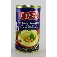 Хумус из нута и кунжутной пасты 380 гр
