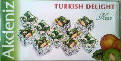 Турецкий лукум с ароматом киви