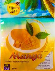 Манго сушеное 100 гр
