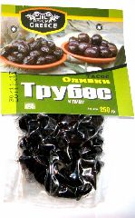 Оливки Трубес (остров Тассос) 250 гр