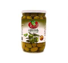 Оливки зеленые Rawiat Al sham 400 гр