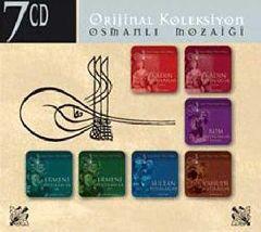 Osmanli Mozaigi / Orijinal Koleksiyon (7 CD)