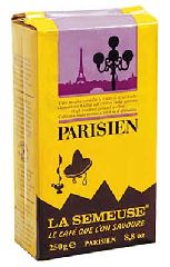 Паризиен (Parisien) 250 гр молотый