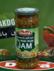 Варенье из инжира с грецким орехом 430 гр
