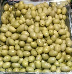 Оливки зеленые весовые 1 кг