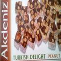 Турецкий лукум с арахисом