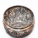 Серебряная чаша для хамама