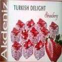 Турецкий лукум с ароматом клубники
