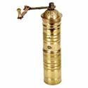 Кофемолка турецкая традиционная (Brass Long Coffee Mill)