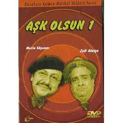Ask Olsun -1 (Devekusu Kabare)